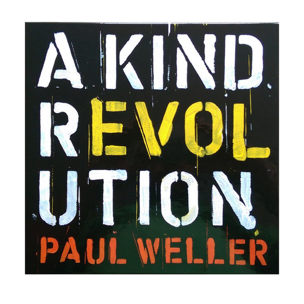 Paul Weller Paul Weller - A Kind Of Revolution (5x10 ) es7411 reset chip for oki 7411 toner chip laser printer cartridge chip free shipping