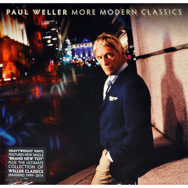 PAUL WELLER PAUL WELLER - MORE MODERN CLASSICS (2 LP) digital fiber optic fiber optic decoder coaxial audio encoding audio adapter ekl free shipping