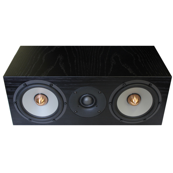 Центральный громкоговоритель Penaudio Cenya Centre Black Ash акустика центрального канала paradigm studio cc 490 v 5 piano black