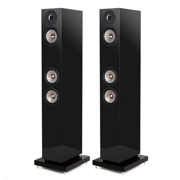 Напольная акустика Penaudio Serenade Signature Black Piano акустика центрального канала sonus faber principia center black