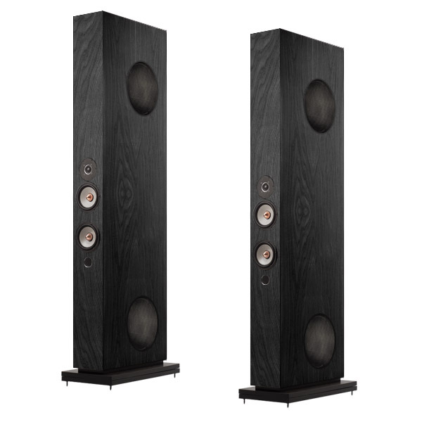 Напольная акустика Penaudio Sinfonia Black Ash акустика центрального канала sonus faber principia center black