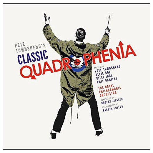 Pete Townshend Pete Townshend - Classic Quadrophenia (2 LP) pete townshend s classic quadrophenia live from the royal albert hall