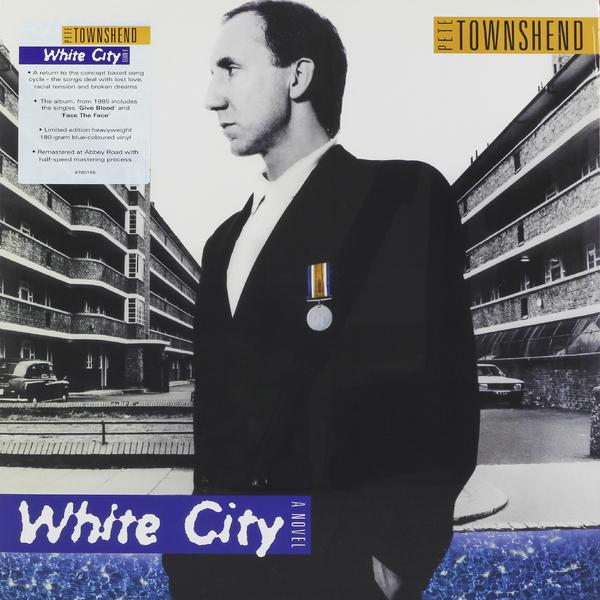 Pete Townshend Pete Townshend - White City: A Novel (coloured) цены онлайн