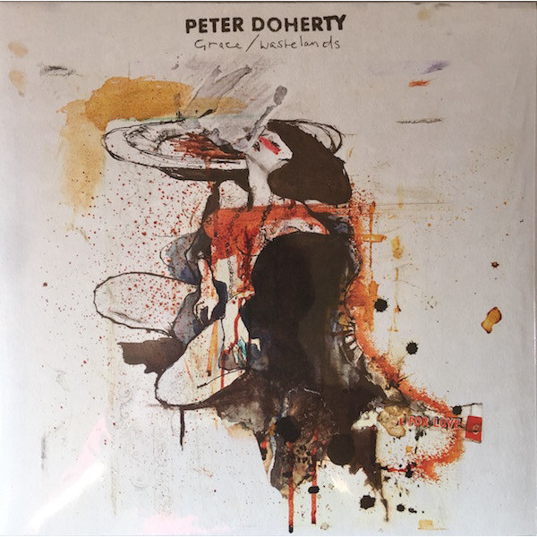 PETER DOHERTY PETER DOHERTY - GRACE / WASTELANDSВиниловая пластинка<br><br>