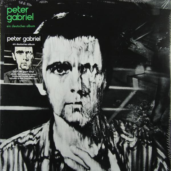 PETER GABRIEL PETER GABRIEL - PETER GABRIEL 3: EIN DEUTSCHES ALBUM (2 LP) peter tosh peter tosh equal rights 2 lp 180 gr
