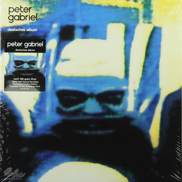 Peter Gabriel Peter Gabriel - Peter Gabriel 4: Deutsches Album (2 Lp, 180 Gr) guano apes guano apes proud like a god 180 gr colour