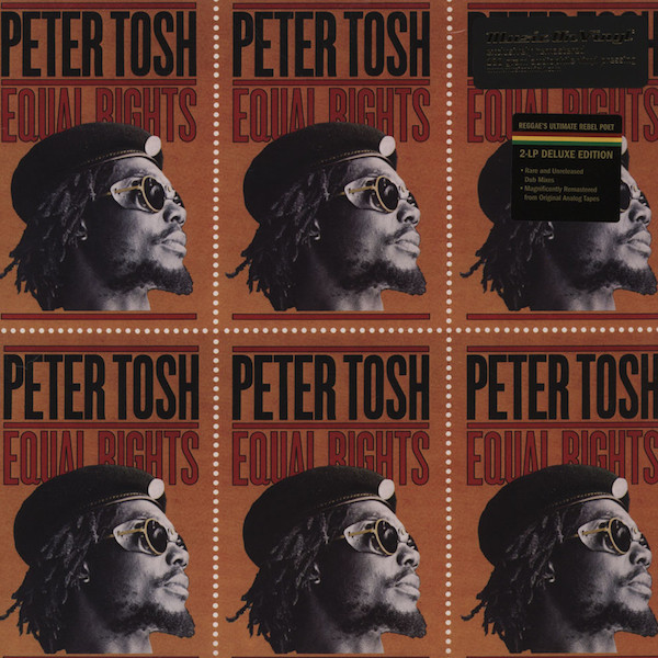 PETER TOSH PETER TOSH - EQUAL RIGHTS (2 LP, 180 GR) peter tosh peter tosh equal rights 2 lp 180 gr