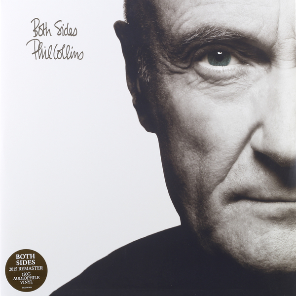 Phil Collins Phil Collins - Both Sides (2 LP) phil collins singles 4 lp