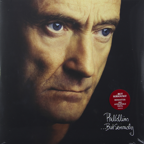 Phil Collins Phil Collins - But Seriously (2 Lp, 180 Gr) phil collins singles 4 lp