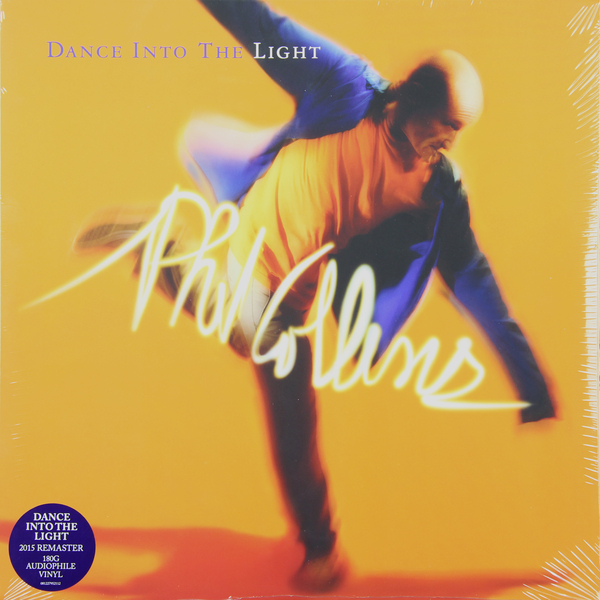 Phil Collins Phil Collins - Dance Into The Light (2 LP) phil collins singles 4 lp