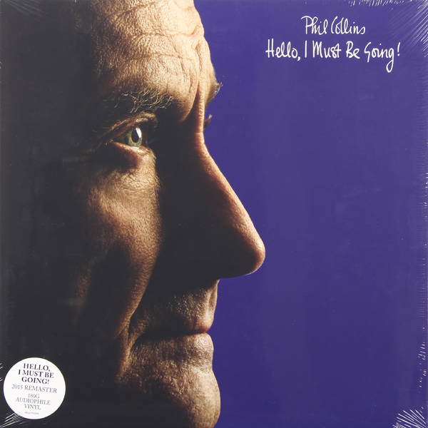 Phil Collins Phil Collins - Hello, I Must Be Going phil collins singles 4 lp