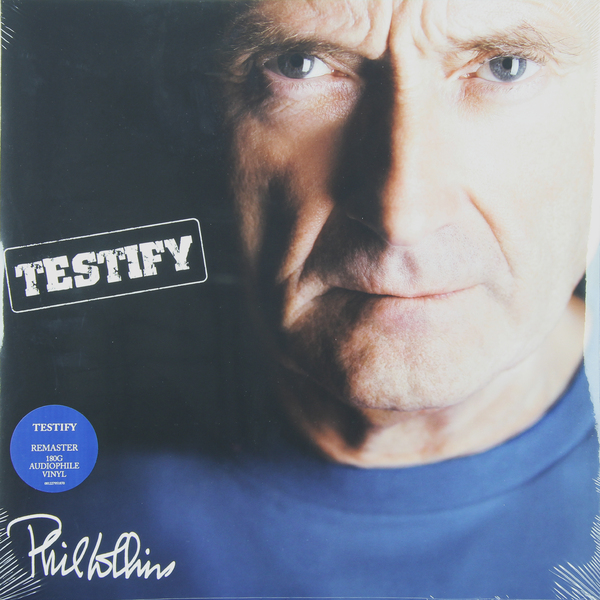 Phil Collins Phil Collins - Testify (2 LP) phil collins singles 4 lp