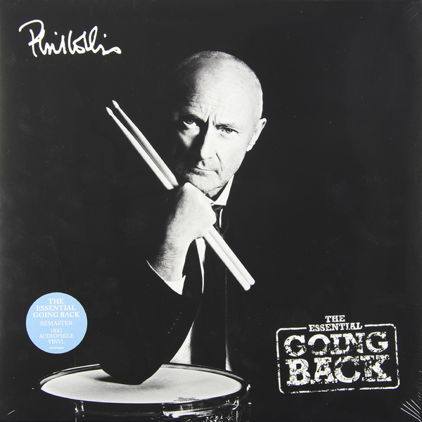 Phil Collins Phil Collins - The Essential Going Back (180 Gr) phil collins singles 4 lp