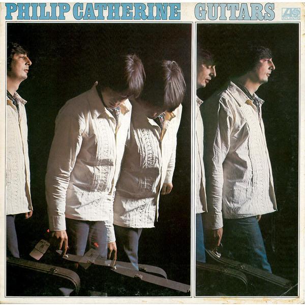 босоножки catherine catherine ca073awidk59 Philip Catherine Philip Catherine - Guitars (180 Gr)