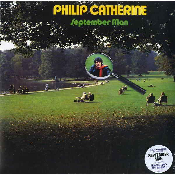 босоножки catherine catherine ca073awidk59 Philip Catherine Philip Catherine - September Man (180 Gr)