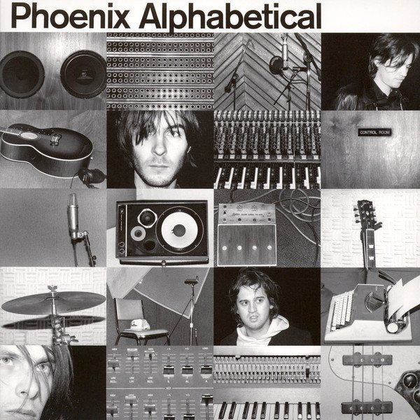 Phoenix Phoenix - Alphabetical phoenix phoenix united alphabetical 2 lp