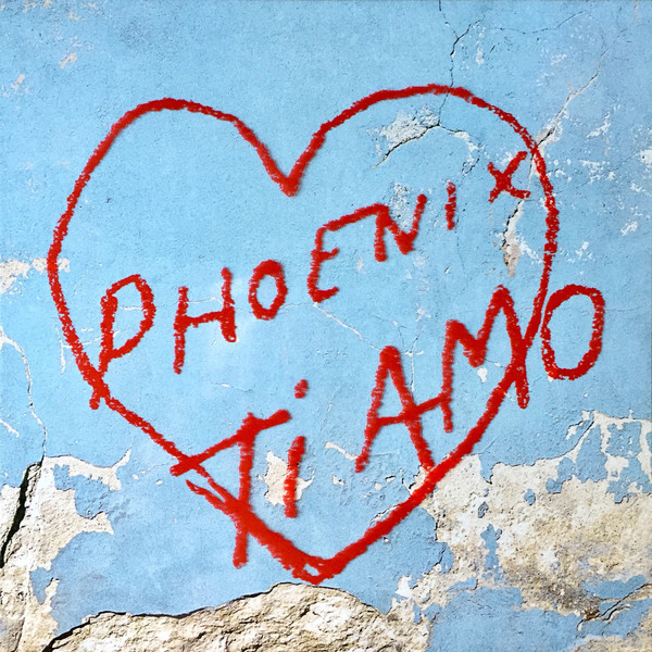 Phoenix Phoenix - Ti Amo (180 Gr) слингобусы ti amo мама слингобусы инес