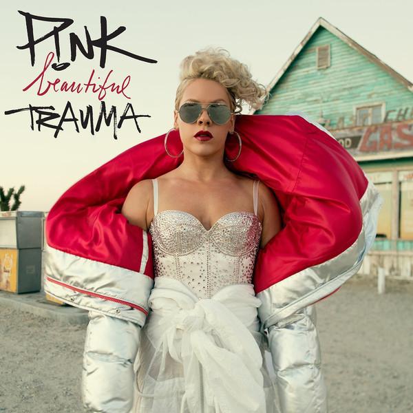 PINK PINK - Beautiful Trauma (2 LP) 36 crazyfists 36 crazyfists time and trauma 2 lp