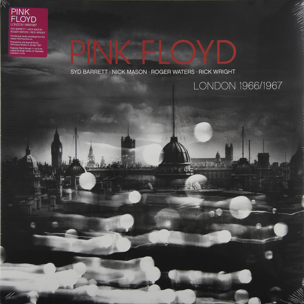 PINK FLOYD PINK FLOYD - LONDON 1966 / 1967 london orion orchestra pink floyd s wish you were here symphonic lp