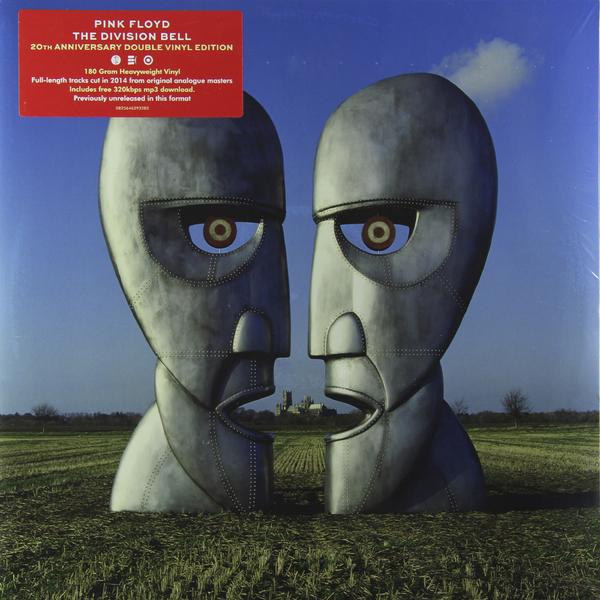 Pink Floyd Pink Floyd - The Division Bell (2 Lp, 180 Gr) the black keys the black keys el camino 2 lp