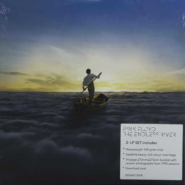 Pink Floyd Pink Floyd - The Endless River (2 Lp Box) pink floyd – wish you were here limited edition lp