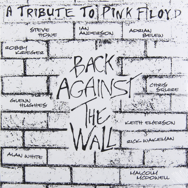 PINK FLOYD PINK FLOYD TRIBUTE - BACK AGAINST THE WALL (2 LP)Виниловая пластинка<br><br>