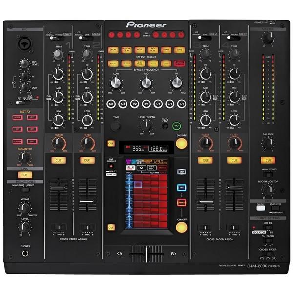 DJ микшерный пульт Pioneer DJM-2000NXS