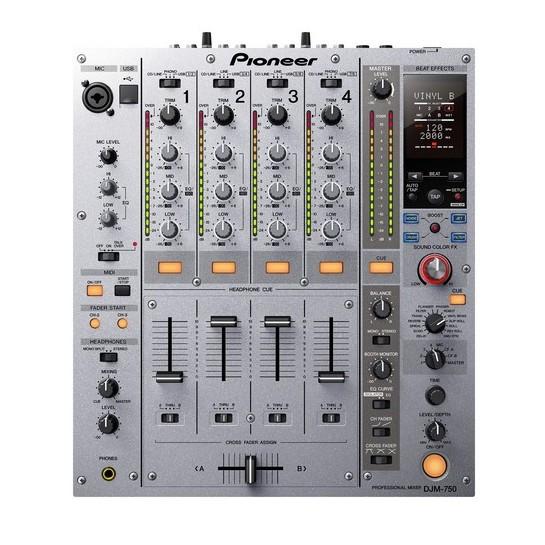 DJ микшерный пульт Pioneer