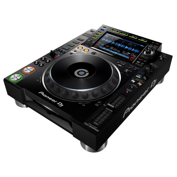 DJ CD проигрыватель Pioneer CDJ-2000NXS2