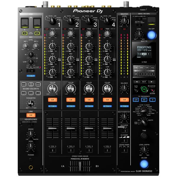 DJ микшерный пульт Pioneer DJM-900NXS2 volta djm 12