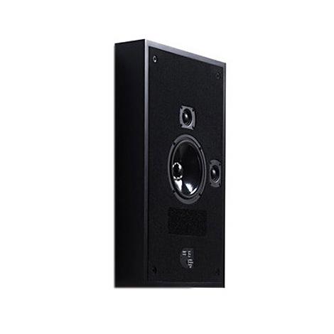 Настенная акустика PMC Wafer 2 Black (1 шт.) мультиварка polaris pmc 0558ad black