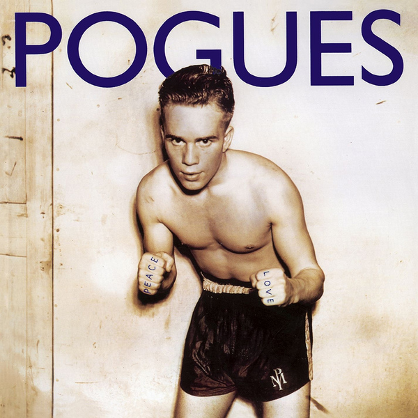 Pogues Pogues - Peace And Love (180 Gr)