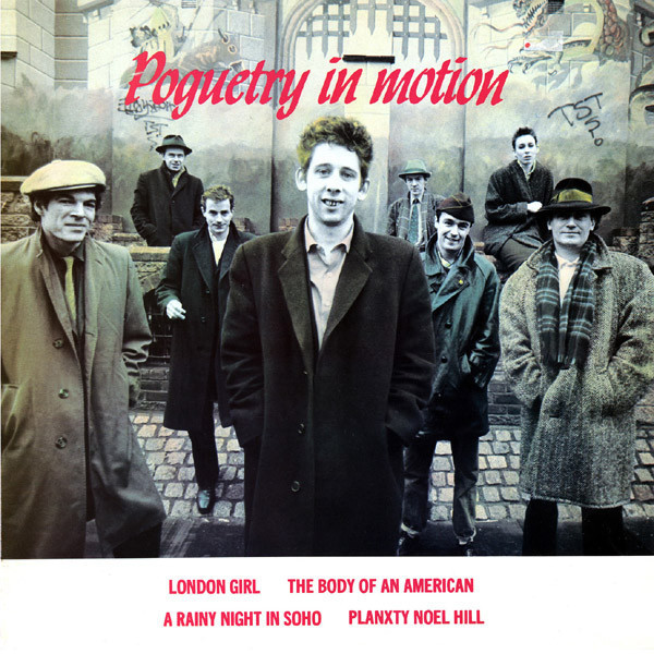 POGUES POGUES - POGUETRY IN MOTION (180 GR)