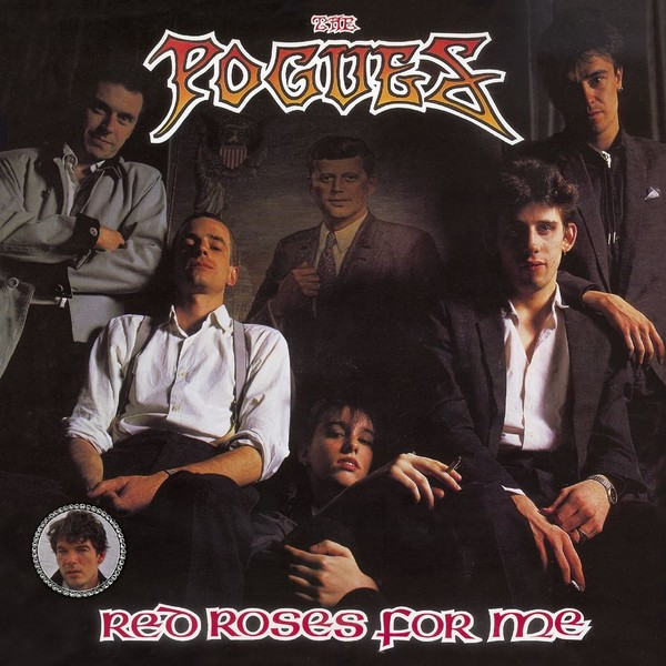 Pogues Pogues - Red Roses For Me (180 Gr)