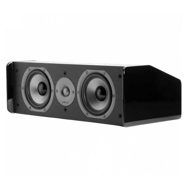 Центральный громкоговоритель Polk Audio CS10 Black комплект акустики 5 0 polk audio tl250 black