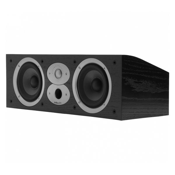 Центральный громкоговоритель Polk Audio CSi A4 Black Wood Veneer акустика центрального канала polk audio tl3 center black