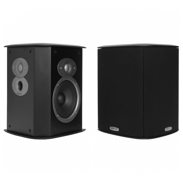 Специальная тыловая акустика Polk Audio FXi A4 Black Wood Veneer polk audio tsx 250c black