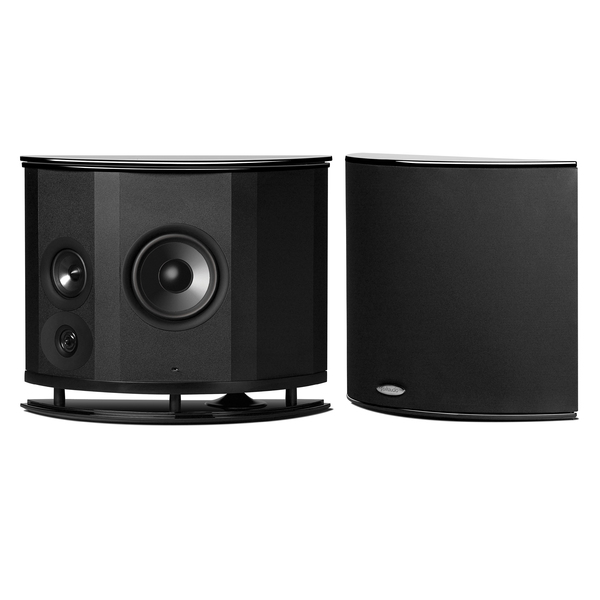 Специальная тыловая акустика Polk Audio LSiM 702F/X High Gloss Black акустика центрального канала piega classic center large macassar high gloss