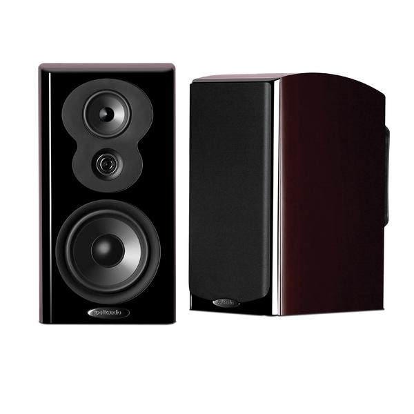 цена Полочная акустика Polk Audio LSiM 703 Midnight Mahogany онлайн в 2017 году