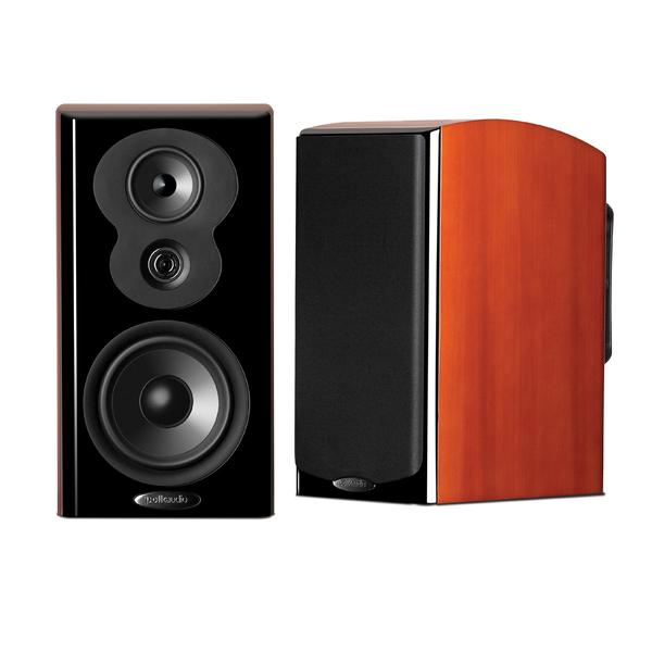 цена Полочная акустика Polk Audio LSiM 703 Mount Vernon Cherry онлайн в 2017 году