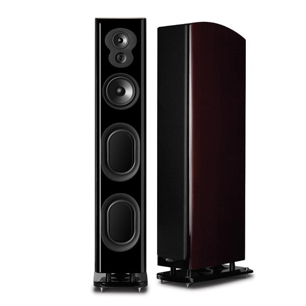 цена Напольная акустика Polk Audio LSiM 705 Midnight Mahogany онлайн в 2017 году