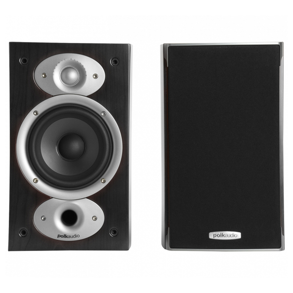 Полочная акустика Polk Audio RTi A1 Black Wood Veneer rti ecb 5
