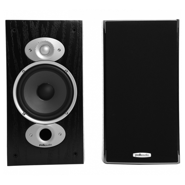 Полочная акустика Polk Audio RTi A3 Black Wood Veneer transcend ts32gmts400