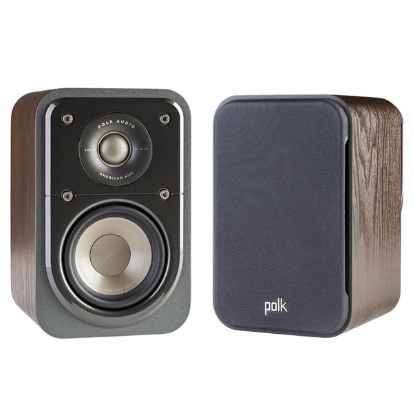 Полочная акустика Polk Audio S10 Walnut audio physic tempo 25 walnut