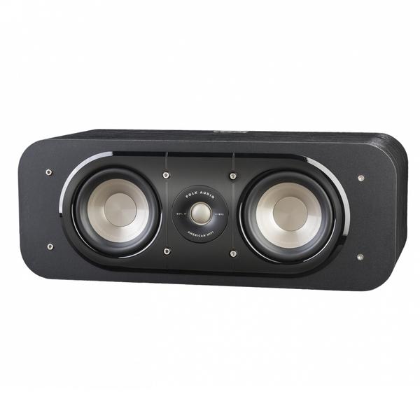 Центральный громкоговоритель Polk Audio S30 Black акустика центрального канала polk audio tl3 center black