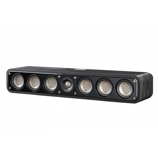 Центральный громкоговоритель Polk Audio S35 Black акустика центрального канала polk audio tl3 center black
