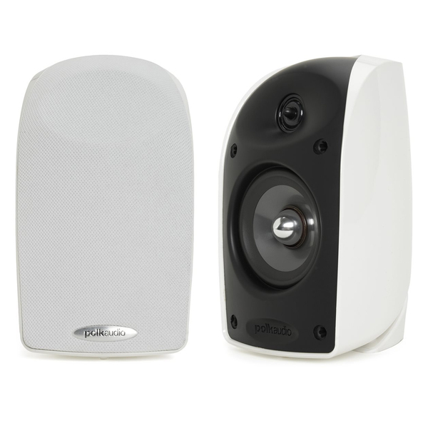 Полочная акустика Polk Audio TL3 White акустика центрального канала polk audio tl3 center black