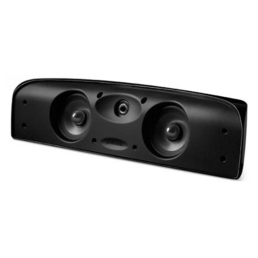 Центральный громкоговоритель Polk Audio TL3 Center Black акустика центрального канала audio physic classic center glass black high gloss