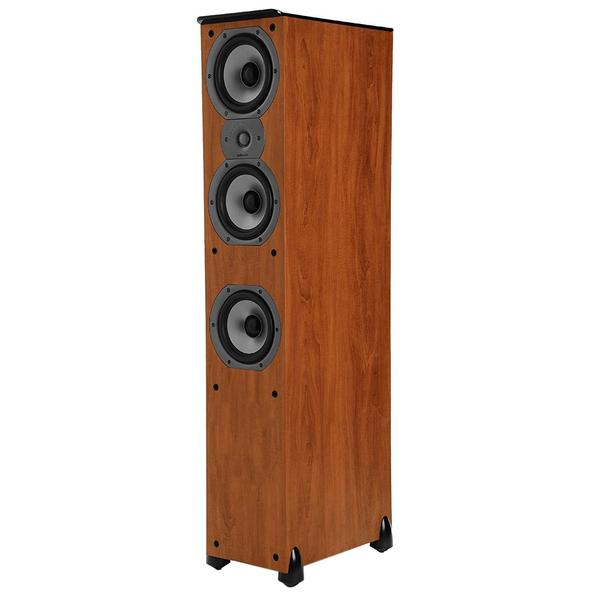 Напольная акустика Polk Audio TSi400 Cherry акустика центрального канала vandersteen vcc 2 cherry