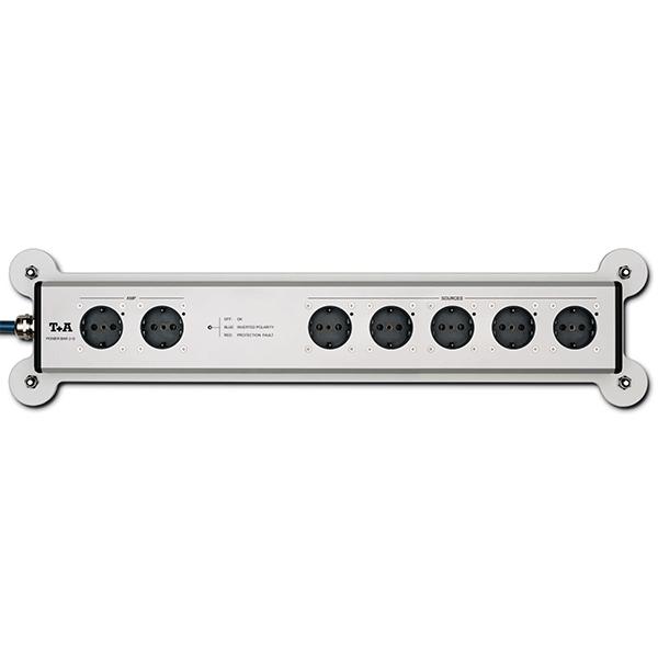 Сетевой фильтр T+A Power Bar 2+5 Silver